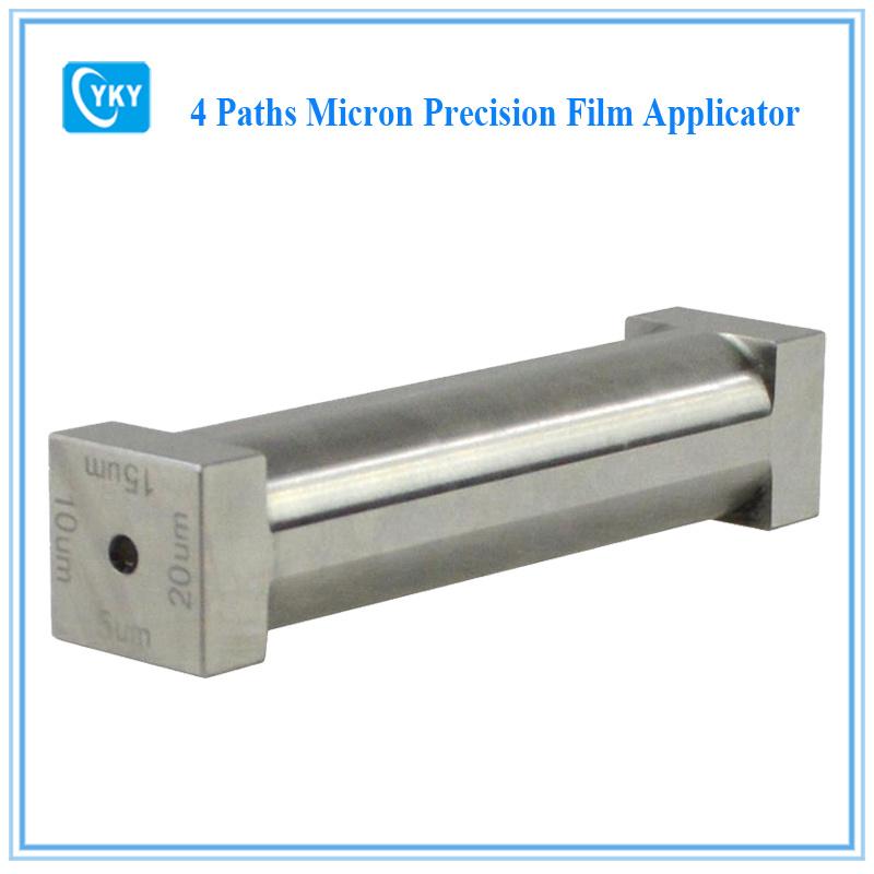 Micrometer Adjustable Film Applicator - 100 mm (Film casting doctor blade) - EQ-Se-Ktq-100