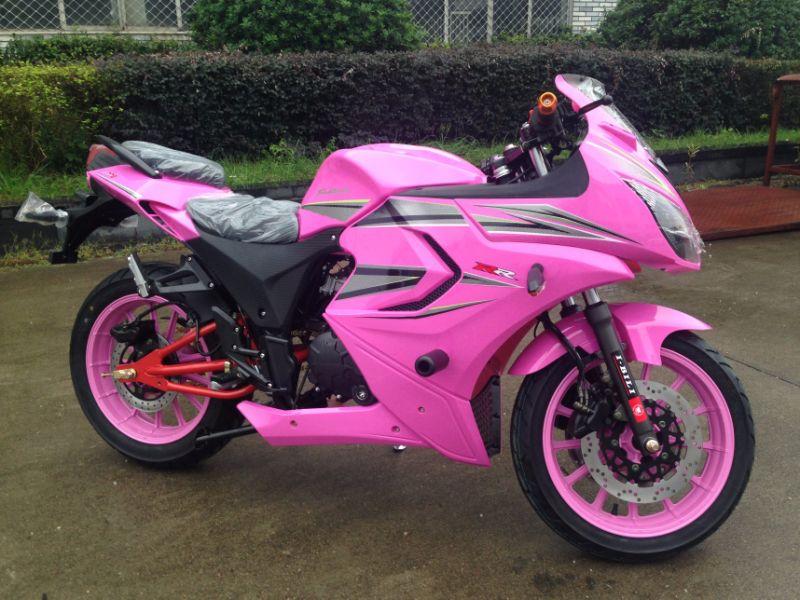 China 250cc Racing Motorcycle Sport Motorbike For Women