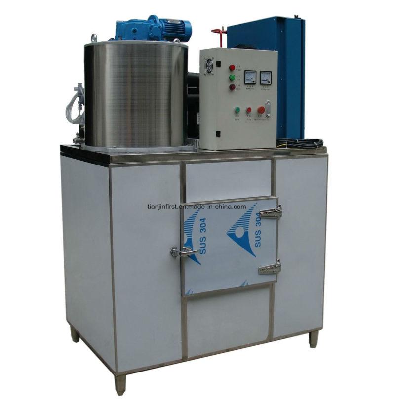 Фабричная машина для производства льда