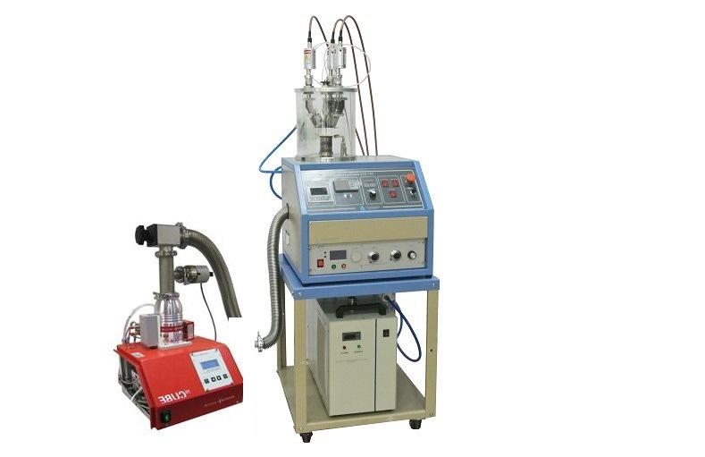DC/RF Dual-Head High Vacuum 2