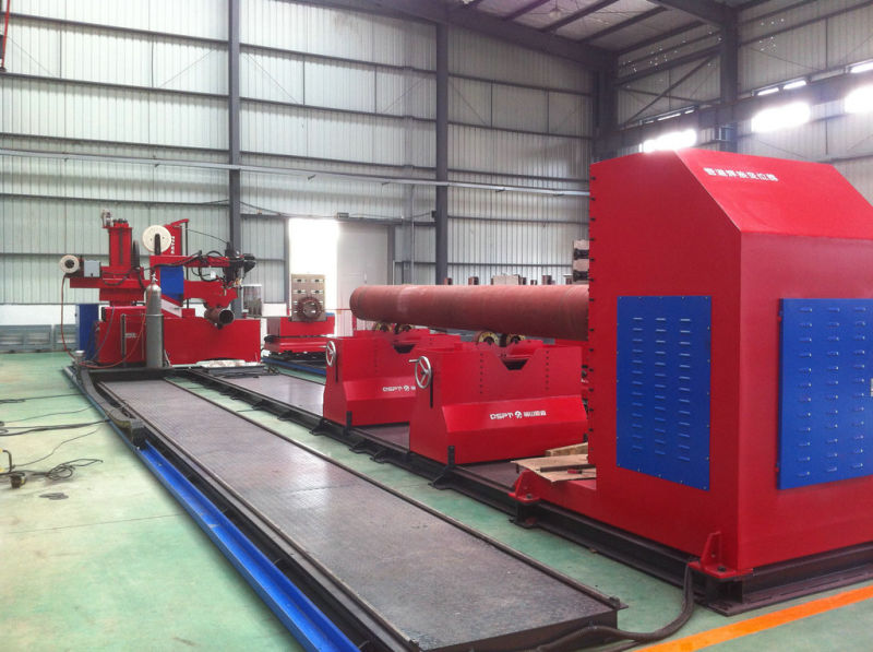 1. Automatic Pipe Welding Machine.