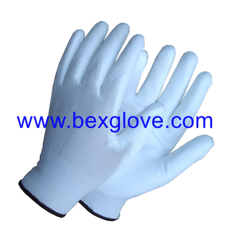 13 Gauge Polyester Liner, Polyurethane Coating