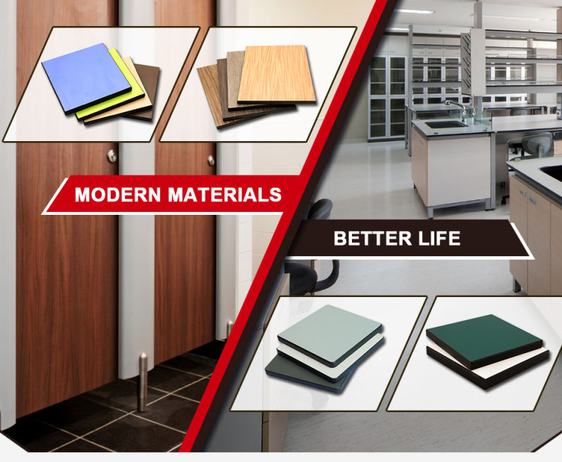 China compact laminate partition prices china compact for High pressure laminate kitchen cabinets