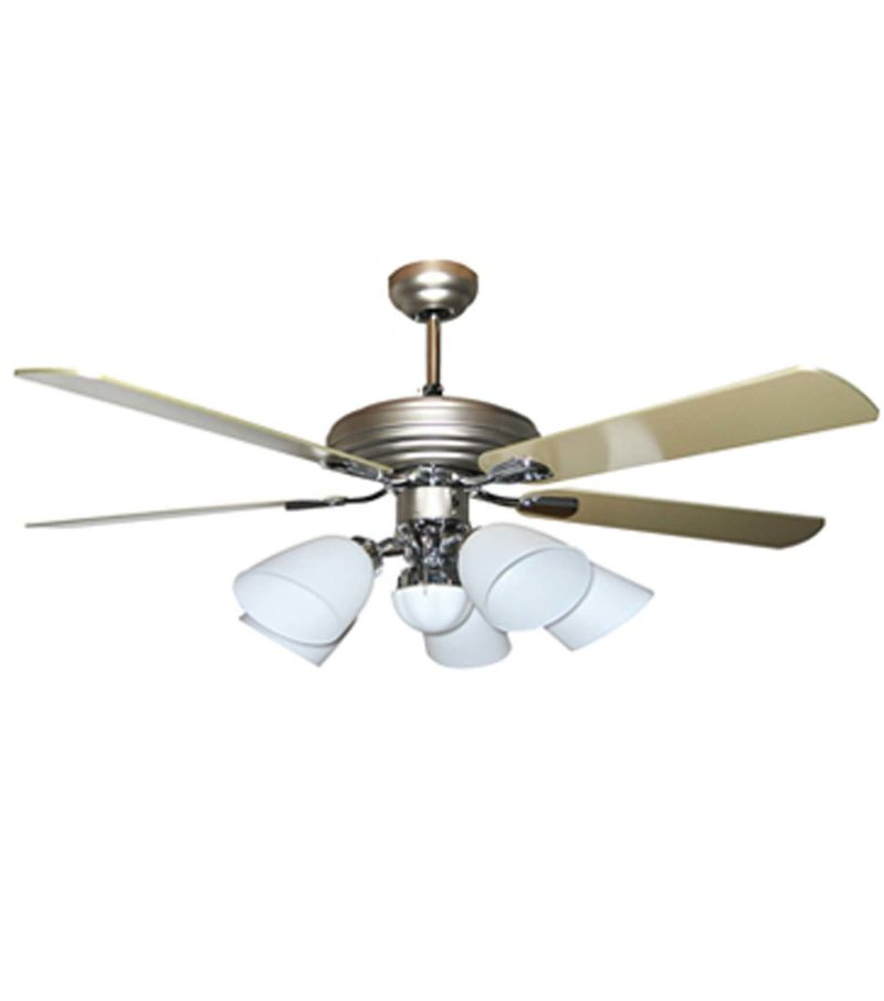 Guangdong Foshan High Quality Ceiling Fans With Dc: China Uscf-143 Golden Decorative Ceiling Fan 52 Inches