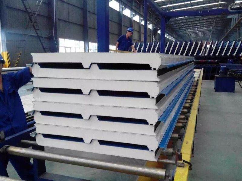 Polyurethane Sandwich Panel Metal PU PIR Sandwich Roof Wall Panel