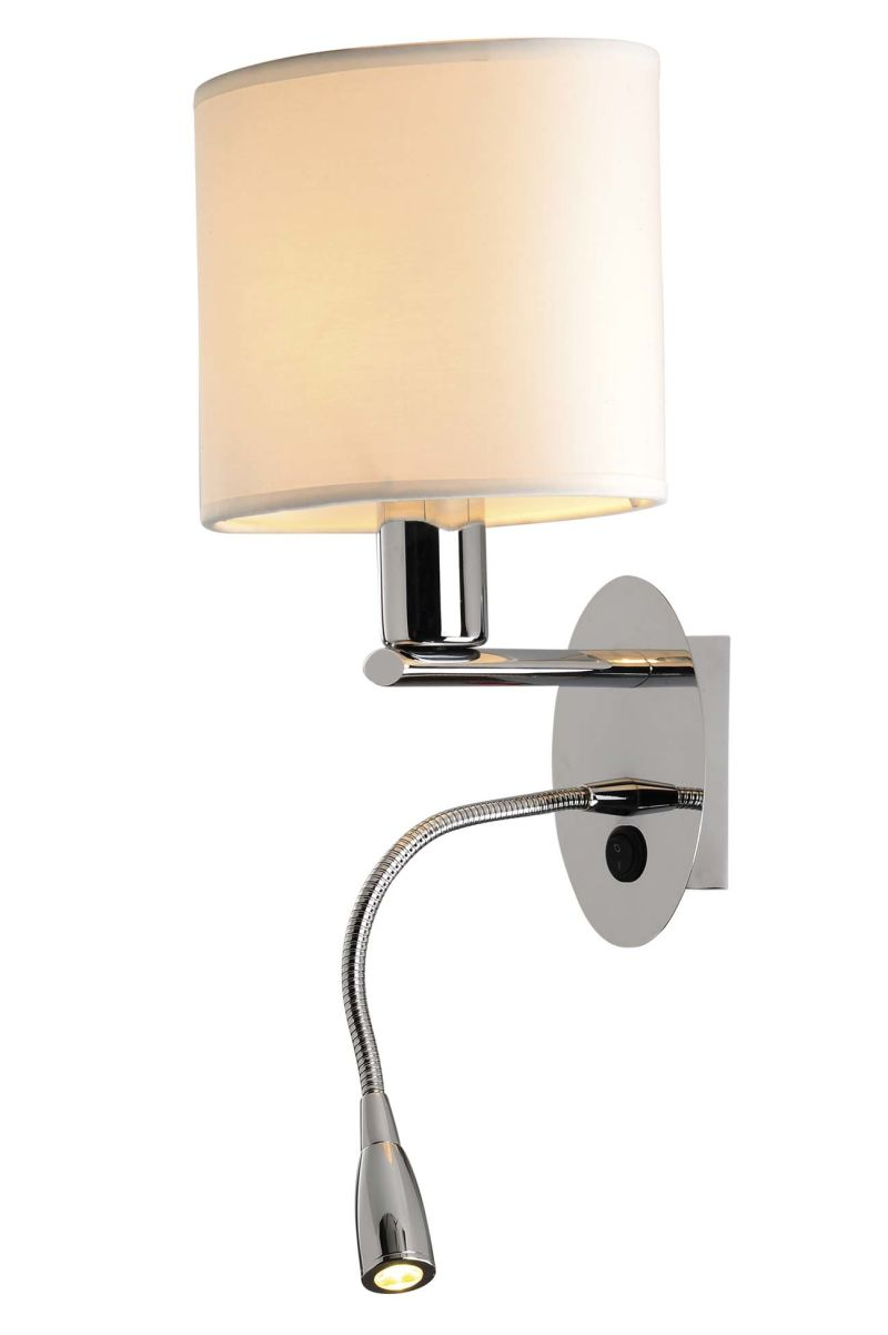 China Hotel Living Room Bedside Led Reading Wall Lamp
