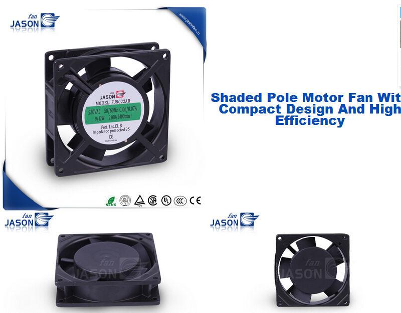 92X92X26mm AC Cabinet Cooling Fan (FJ9022AB)