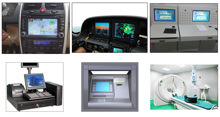 8 Inch LCD Touch Screen Module & Kit with VGA/HDMI