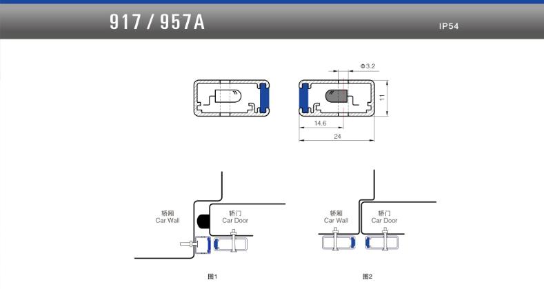 Weco Elevator Door Sensor WECO 917A china weco elevator door sensor (weco 917a) china elevator parts weko wiring diagram at readyjetset.co
