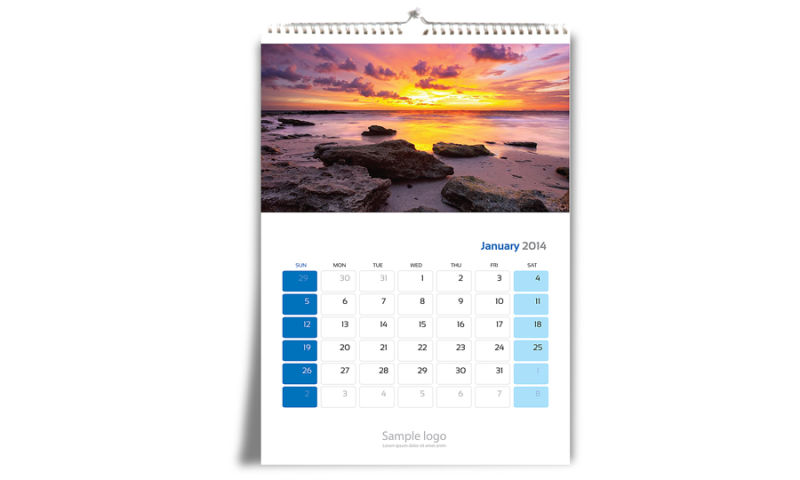 2015 calendrier mural calendrier mensuel 2015 for Calendrier mural 2015