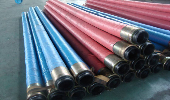 Concrete Pump Rubber Hose Made in China