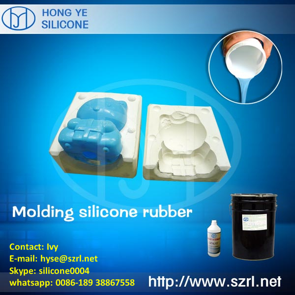RTV Silicone Rubber for Art Craft Mold