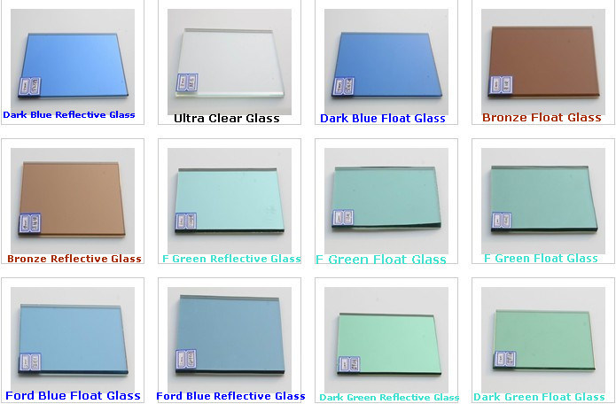 Modern Clear/Color Flat/Float Glass for Building (3-19mm)