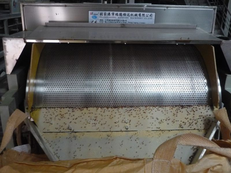 China Phenolic Resin Pastillator China Granulator