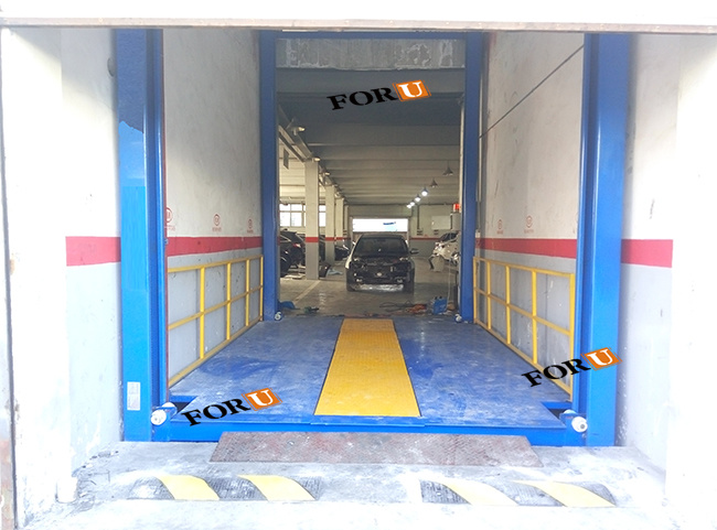 5ton 5m Hot Sale Warehouse Hydraulic Cargo Lift and Freight Lift Elevator for Goods