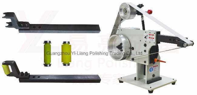 Vertical and Horizontal Multi-Use Sand Belt Abrasive Manual Grinder