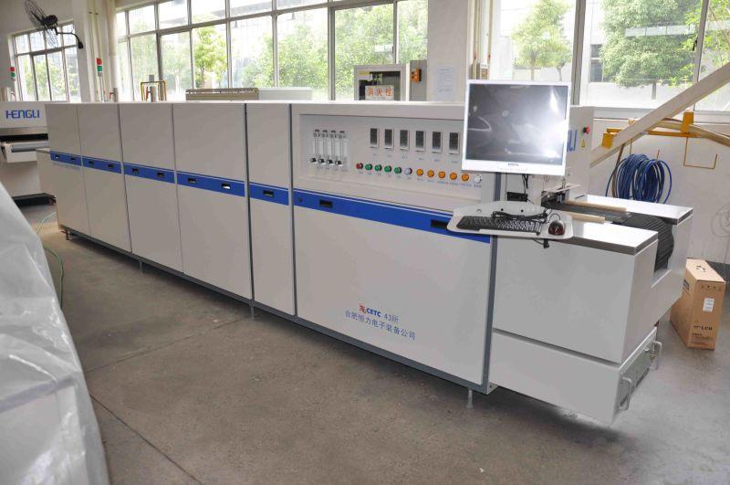 China Fast Firing Furnace Belt Furnace Furnace China