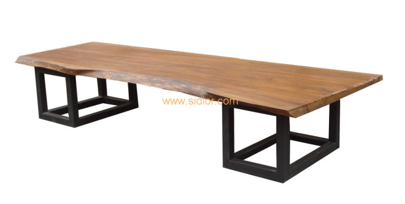 (CL-3304) Antique Hotel Restaurant Dining Furniture Wooden Dining Table