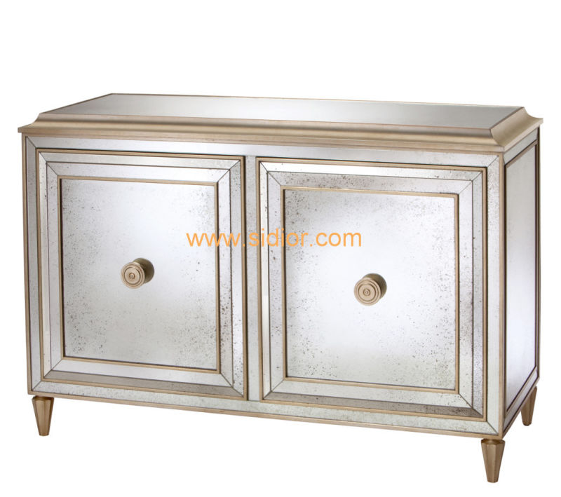 (CL-7718) Luxury Hotel Restaurant Villa Lobby Furniture Wooden Console Table