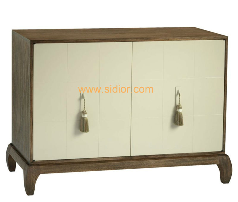 (CL-7716) Luxury Hotel Restaurant Villa Lobby Furniture Wooden Console Table