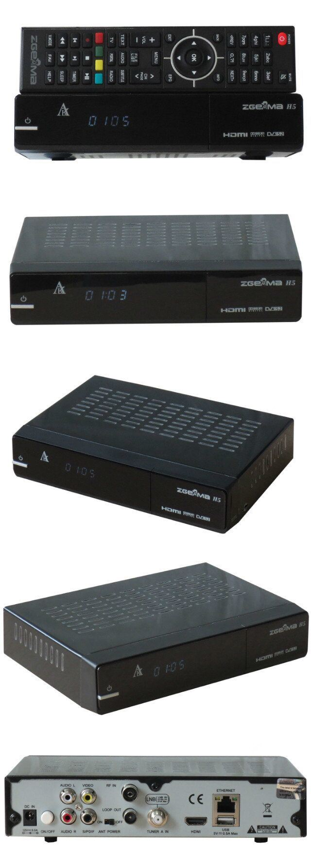 Full Channels Cable Box u0026 Receiver Zgemma H5 High CPU Dual Core Linux OS E2 Hevc & China Full Channels Cable Box u0026 Receiver Zgemma H5 High CPU Dual ... Aboutintivar.Com