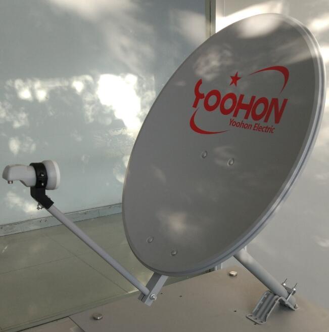 55cm Ku Band Parobolic Satellite Dish antenna Hot Sales TV Dish Antenna