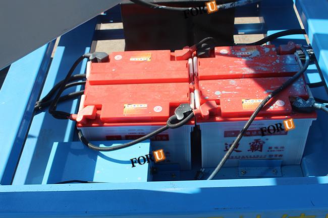 10m 500kg Foru Mechanical Hydraulic Scissor Lift Table Price