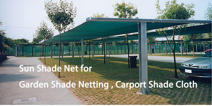 High Quality Garden Sun Screen Fabric Shade Cloth
