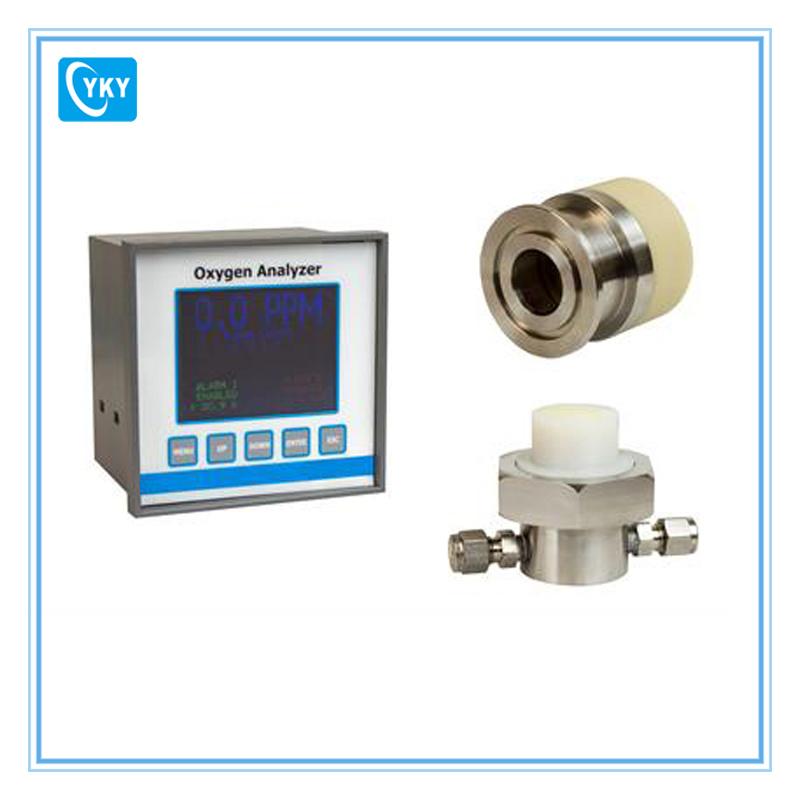 Trace Oxygen Analyzer (0 - 1000ppm) with Kf40 & Flow Housings