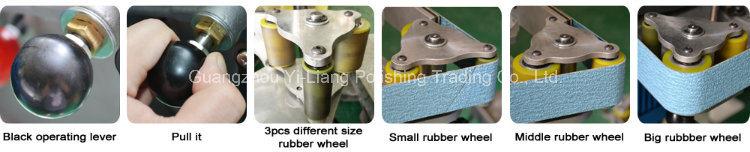 Cooker Hoods Sanding Belt Grinding Machinery