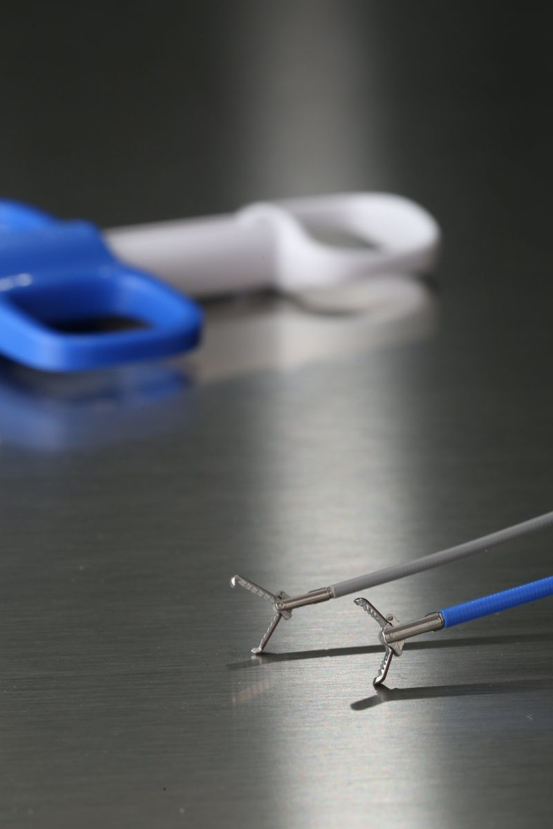 Disposable Rat Tooth Grasping Forceps with Ce and FDA Approved