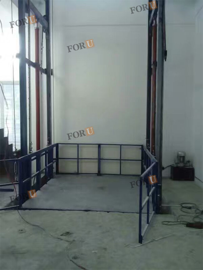 1ton 4m Suppliers of Material Lift Devices for Construction