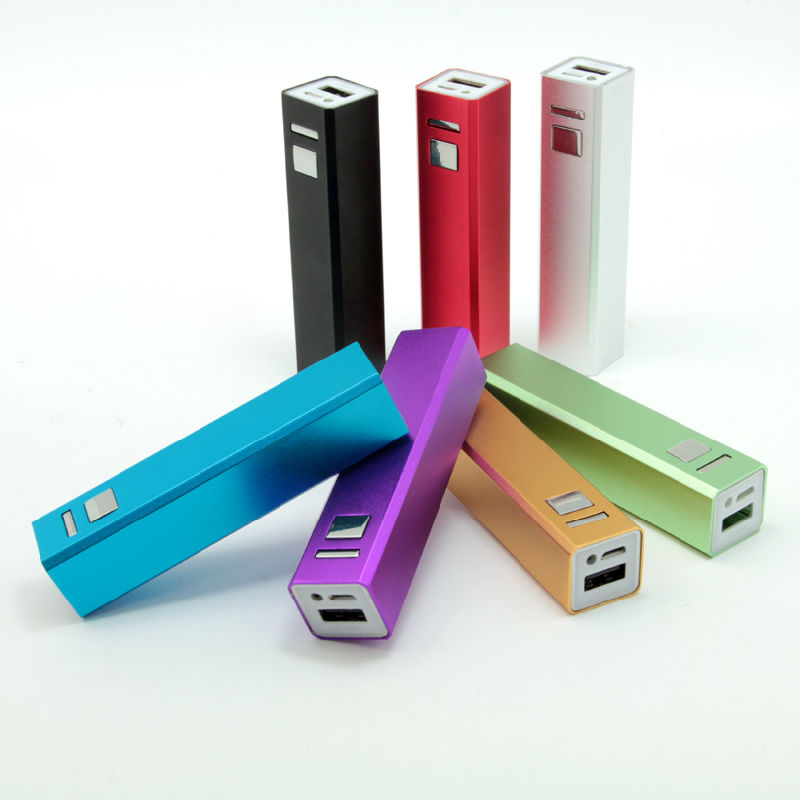 2600mAh High Quality Perfume Power Bank for Mobile Power, Cheap Power Bank