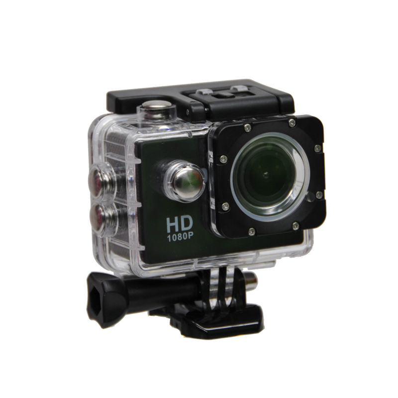 Hot Sell A9 Sport Camera / 2.0 Inch Screen Action Camera / 1080P Full HD Sport DV