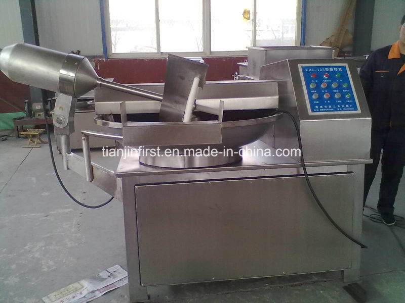Meat Processing Usage Meat Cutting Machine Meat Bowl Cutter