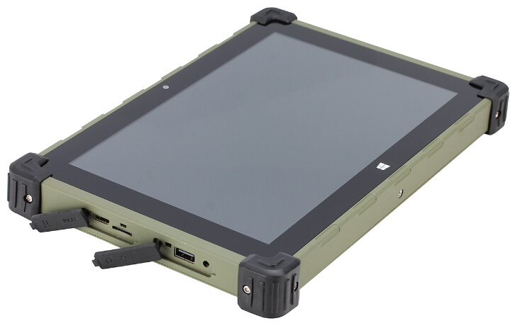 Windows7 10 Linux System Inch Rugged Tablet Pc