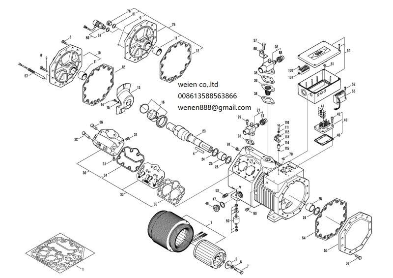 bitzer compressor wiring diagram wiring diagrambitzer compressor wiring diagram