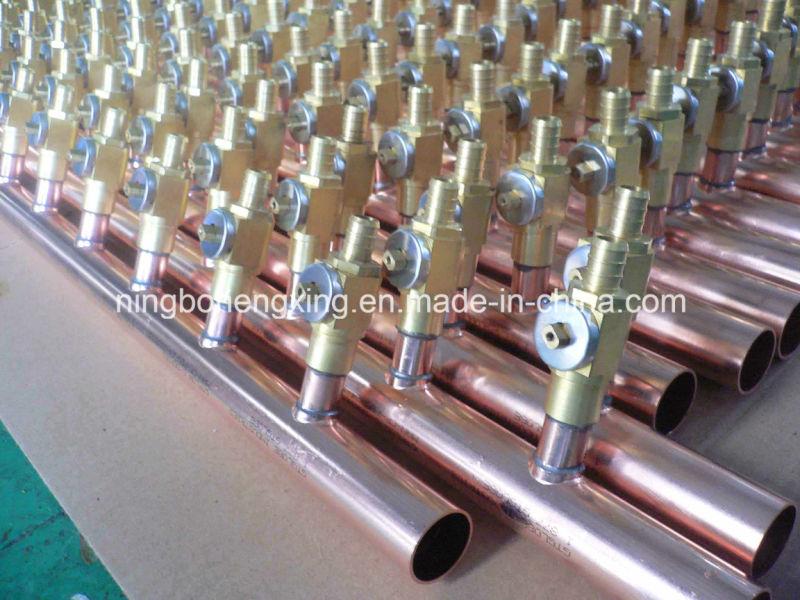 Pex Copper Pipe Tubing Manifold Coowor Com