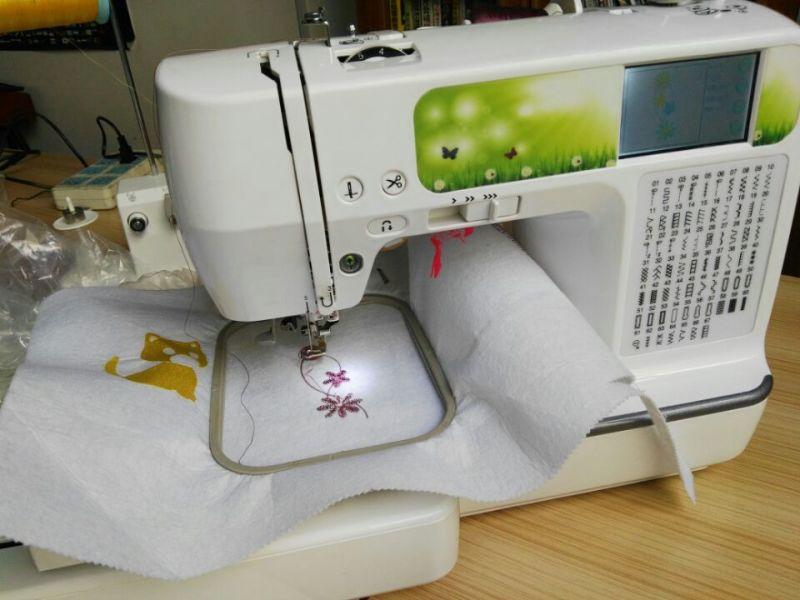 China wonyo diy embroidery machine wy business