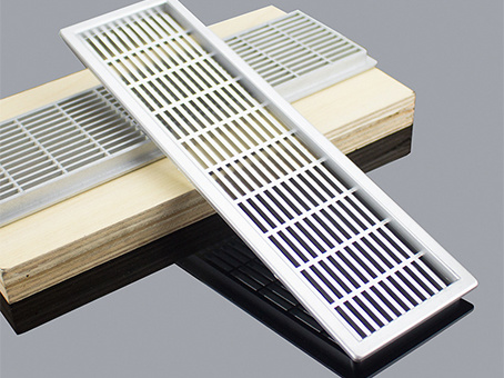 China ABS Decorative Inlaid Cabinet Air Ventilation Grille - China ...