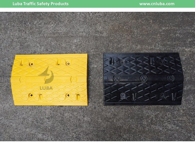 50cm Length High Quality Rubber Speed Hump