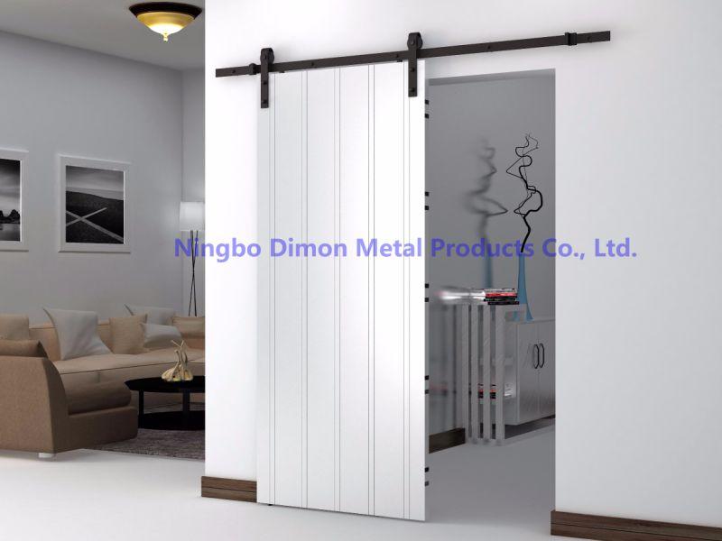 Wooden Sliding Door Hardware (DM-SDU 7201)