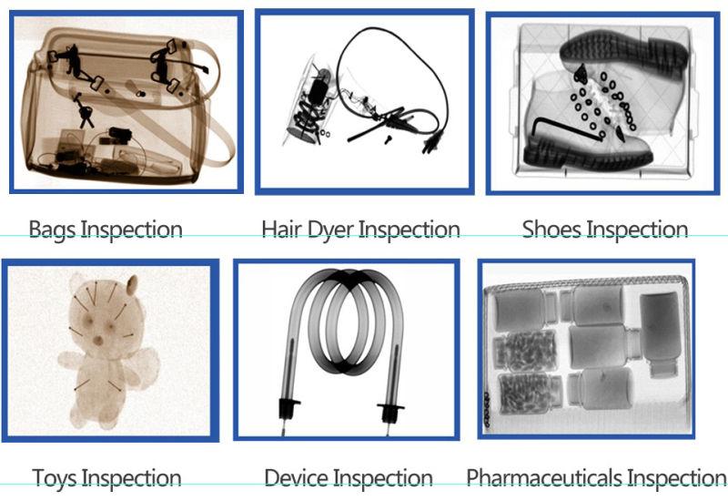 Unicomp UNX6060A Inspection Images