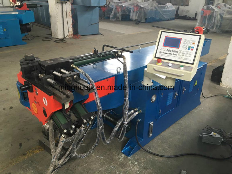 mandrel bend machine