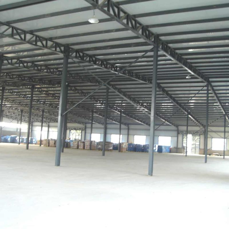 High Quality Steel Structure Factory Workshop Warehouse Manufacturer