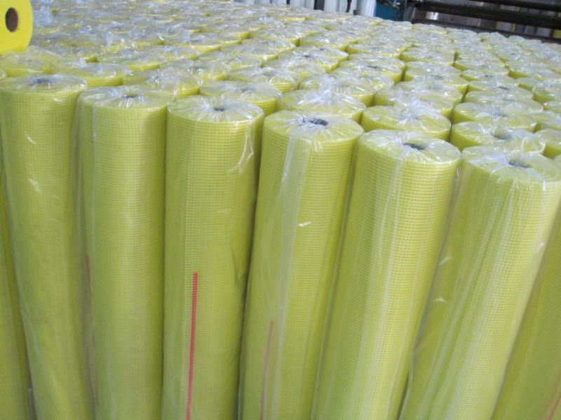 Fiberglass Mesh Fabric with Etag Certificates