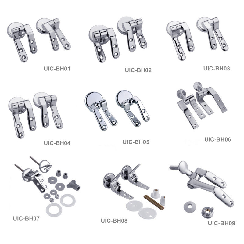 China American Type Toilet Seat Hinges Toilet Seats