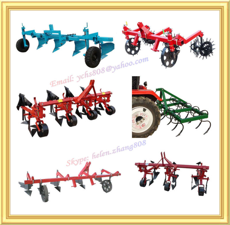 Spring Cultivator with High Quality Made in China