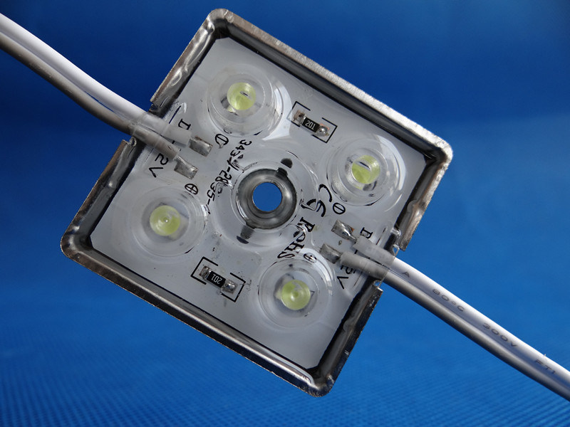High Quanlity 4 Chips 5050 SMD LED Module for Channel Letter