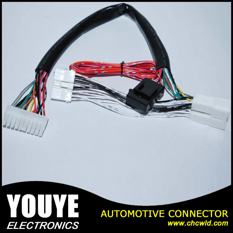 Automotive High Voltage Cable : China high voltage electric auto wire cable